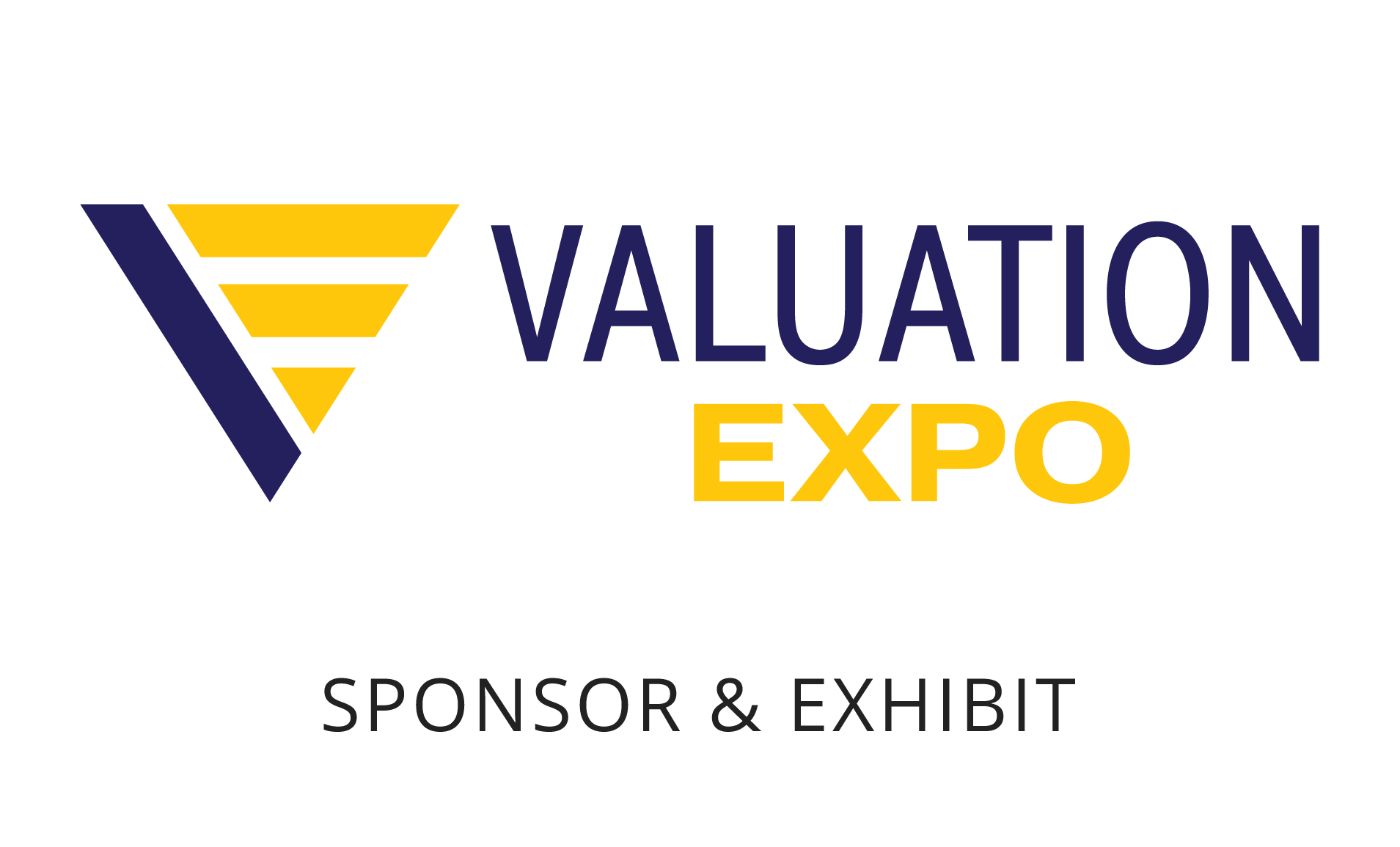 Valuation Expo Sponsorship Form - Las Vegas 2019